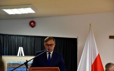 Wystąpienie Wójta Gminy Jedlnia-Letnisko Pana Piotra Leśnowolskiego