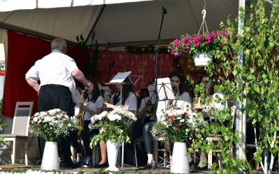 Koncert Orkiestry Dętej z Sitna