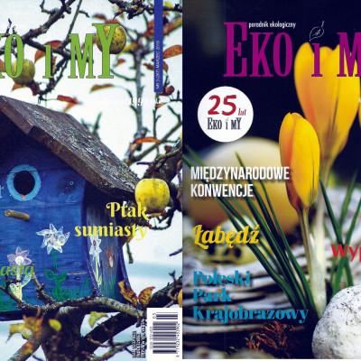 """O parkach krajobrazowych w """"Eko i My"""""""