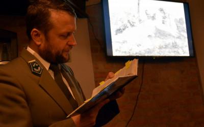 Czytanie testamentu Kajetana hrabiego Kickiego