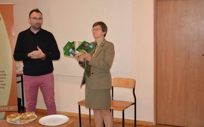 Konkurs ZLPK prowadzi Małgorzata Grabek z OZ Zamość ZLPK