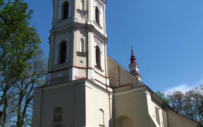 Kościół pw. św. Mikołaja w Szczebrzeszynie (fot. K. Wojciechowski)