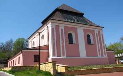 Dawna synagoga w Szczebrzeszynie (fot. K. Wojciechowski)