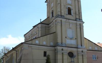 Kościół pw. św. Katarzyny w Szczebrzeszynie (fot. K. Wojciechowski)