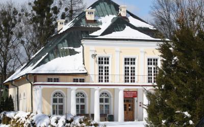 Dawny pałac Leszczyńskich, obecnie Sanatorium fot. K. Kowalczuk (1)