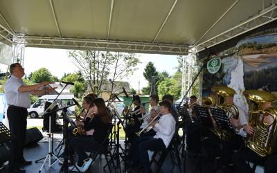 2. Młodzieżowa Orkiestra Dęta działająca przy GOK w Skierbieszowie