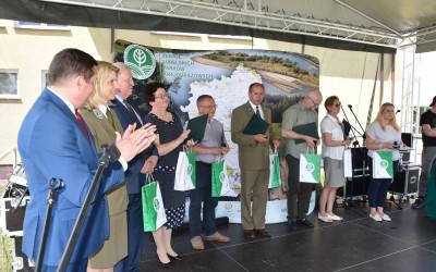 8. Uhonorowania odznaką Przyjaciela Lubelskich Parków Krajobrazowych