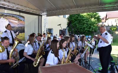 37. Młodzieżowa Orkiestra Dęta z Sitna
