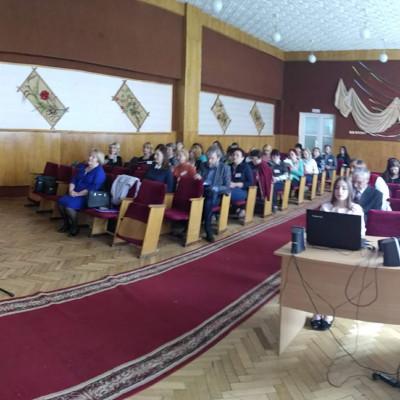 Konferencja edukacyjna we Lwowie