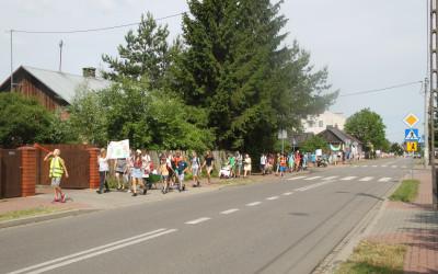 Parada ulicami Janowa Podlaskiego