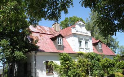 Dom Ryttów z 1793 r.