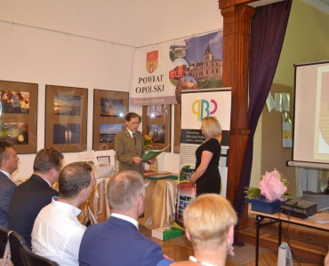 Jubileusz 20-lecia Powiatowej Biblioteki Publicznej w Opolu Lubelskim