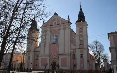 Bazylika Mniejsza pw. Św.Trójcy w Janowie Podlaskim