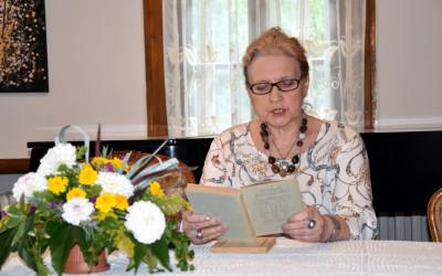 prof. Bożenna Czarnecka czyta nowelę Stefana Żeromskiego