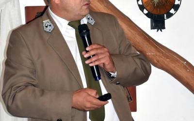 Jarosław Pająkowski - dyrektor Zespołu Parków Krajobrazowych nad Dolną Wisłą