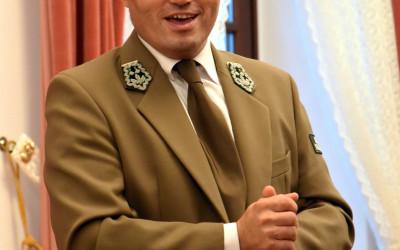 Jarosław Szlendak, kierownik Ośrodka Edukacji Ekologicznej w Sobieszynie