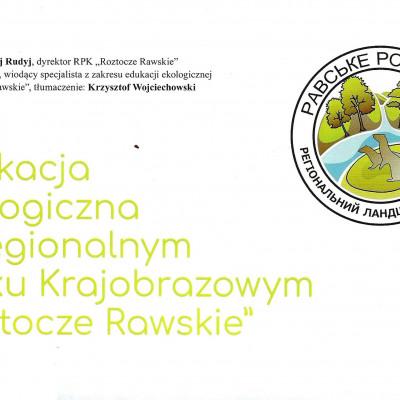 O edukacji ekologicznej w RPK Roztocze Rawskie