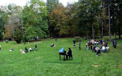 kompozycje Chopina w wykonaniu Tomasza Krawczyka