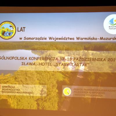 Parki krajobrazowe w samorządzie