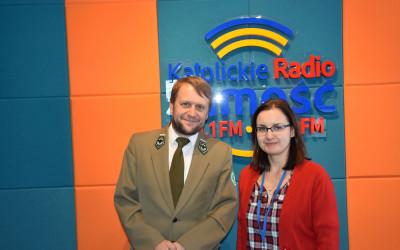 Red. Anna Niderla-Kudach i Krzysztof Wojciechowski z Biura ZLPK
