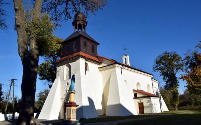 Kościół pw. Wniebowziecia NMP w Skierbieszowie