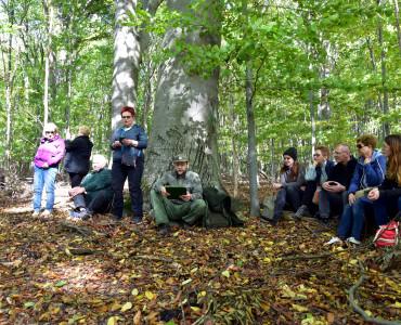 Jesienna wyprawa do Skierbieszowskiego Parku Krajobrazowego