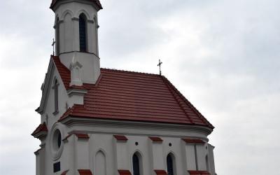 kaplica Zamoyskich w Kamionce