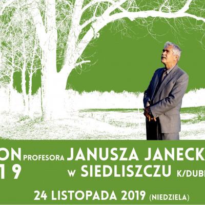Jesion prof. Janusza Janeckiego 2019
