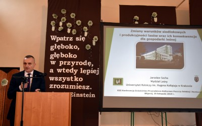 Wykład prof. Jarosława Sochy
