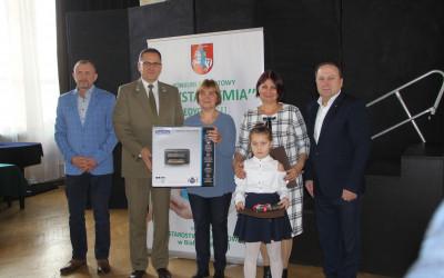 Nagroda Szkoły Podstawowej w Styrzyńcu