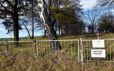 Cmentarz z I wojny światowej w Iłowcu-Popławach, K. Wojciechowski