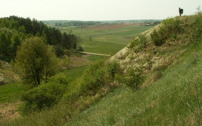 Widok z Horodyska, fot. K. Wojciechowski