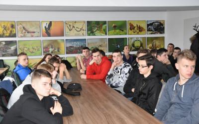 Uczniowie - uczestnicy zajęć