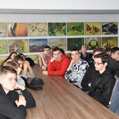 Uczniowie z Lubartowa w ZLPK