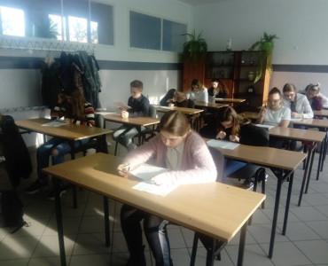 """Etap gminny XIX edycji konkursu """"Poznajemy Parki Krajobrazowe Polski"""""""