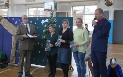Nauczyciele zaangażowani w realizację konkursu