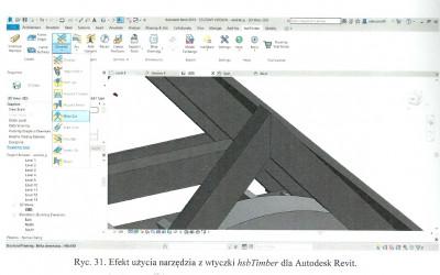 rzut strony programu komputerowego