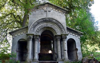 Kaplica grobowa w Stryjowie