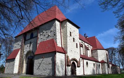 Kościół pw. św. Kajetana w Orłowie Murowanym
