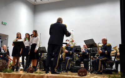 kolendy przy akompaniamencie Orkiestry Dętej