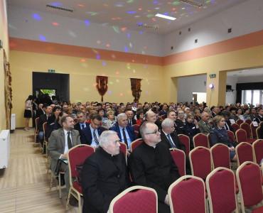 Spotkanie opłatkowe w gminie Izbica