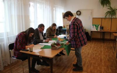 Prace komisji konkursowej