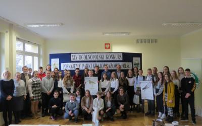 Uczestnicy Konkursu w Szkole Podstawowej w Wierzbicy