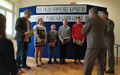 Uczniowie Zespołu Szkół w Sawinie będą reprezentować Chełmski PK na etapie wojewódzkim
