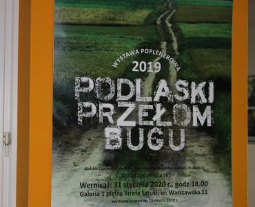 """Wystawa """"Podlaski Przełom Bugu 2019"""""""