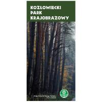 Pobierz: Kozłowiecki Park Krajobrazowy - ulotka informacyjna