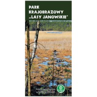 Pobierz: Park Krajobrazowy Lasy Janowskie - ulotka informacyjna