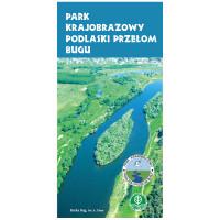 Pobierz: Park Krajobrazowy Podlaski Przełom Bugu - ulotka informacyjna