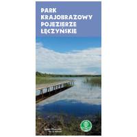 Pobierz: Park Krajobrazowy Pojezierze Łęczyńskie  - ulotka informacyjna
