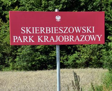 """O Skierbieszowskim Parku Krajobrazowym w """"Roztoczańskim Głosie"""""""